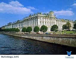 Tour du thuyền trên sông Volga 12 ngày tháng 7.2017: MÙA HÈ TRÊN XỨ BẠCH DƯƠNG