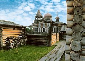 Bảo tàng kiến trúc gỗ Taltsy