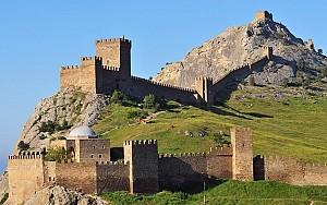 Pháo đài Genoese (Sudak)