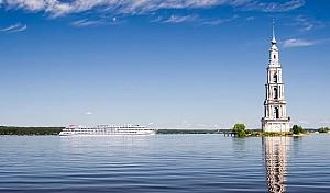 Sông Volga 2019