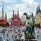 Du khách Việt Nam không cần Visa khi tới Nga