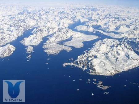 Bắc Băng Dương,bac bang duong