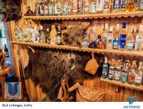 Bảo tàng rượu Vodka ở Nga, du lich, nga