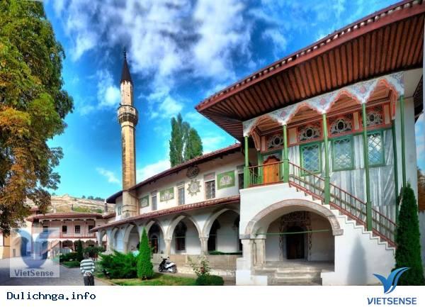 Cung điện của Khan - Bakhchisaray Palace