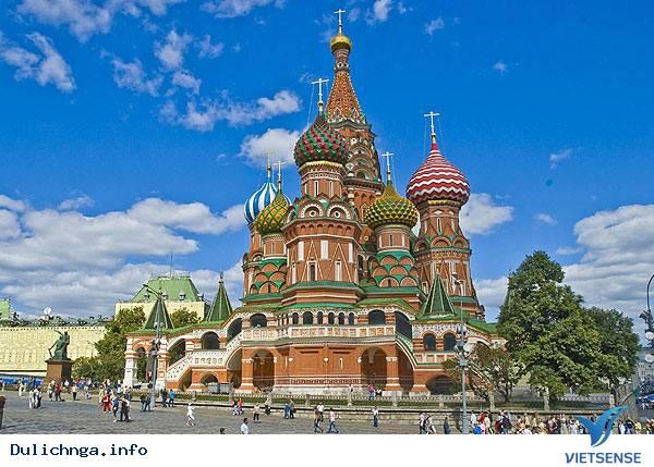 Cung Điện Kremlin Matxcova