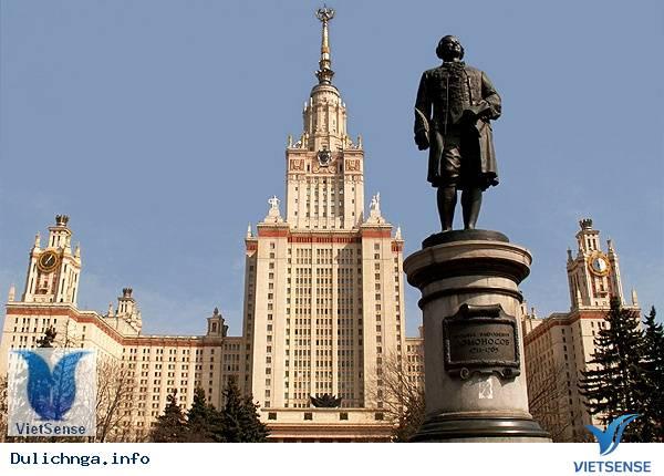 Đại học Quốc gia Moskva,dai hoc quoc gia moskva