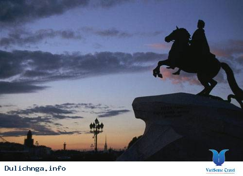 Đêm trắng Saint Petersburg,dem trang saint petersburg