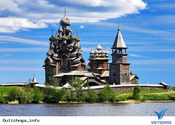Đến thăm Kizhi hòn đảo thần tiên ở nước Nga ,den tham kizhi hon dao than tien o nuoc nga
