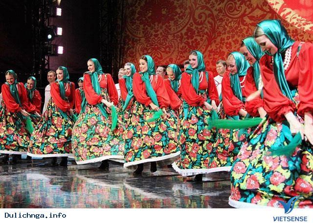Khám phá những nét đẹp trong văn hóa nước Nga