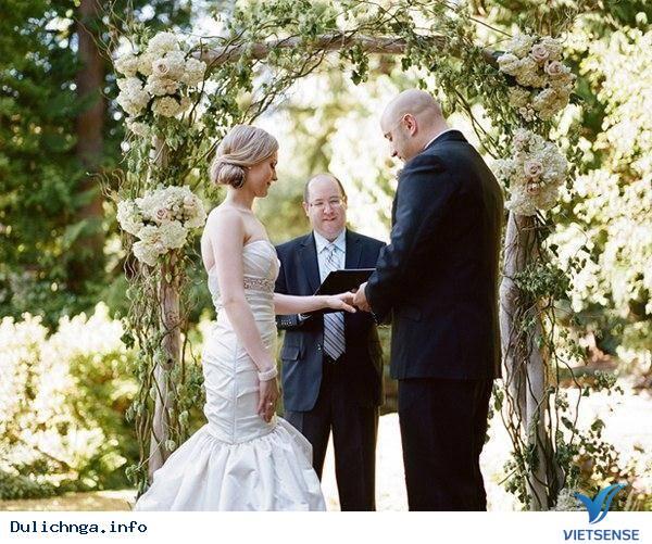Lễ cưới truyền thống ở Nga
