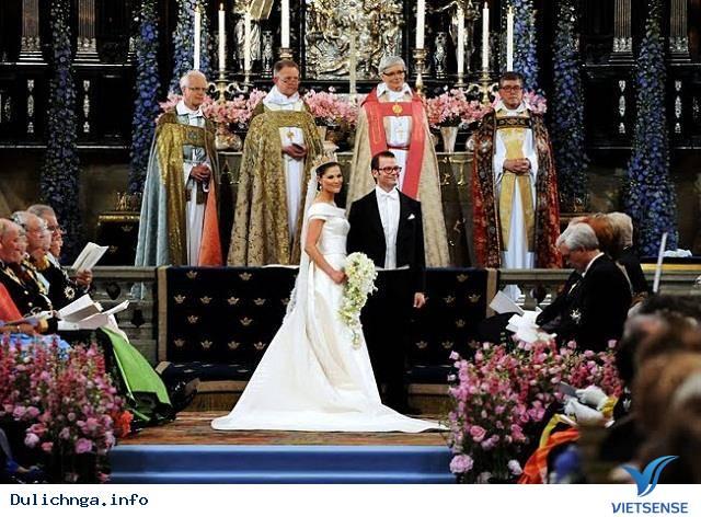 Lễ cưới nước Nga