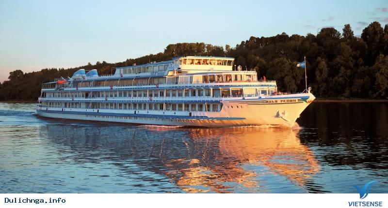 Giới thiệu về tàu Repin - Du lịch Nga cùng Vietsense Travel