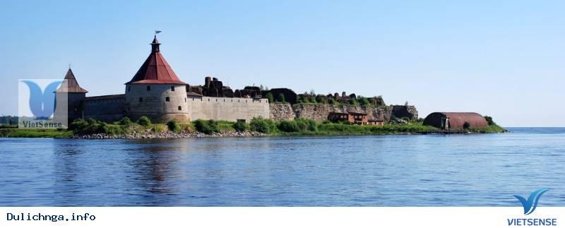 Hồ Ladoga,ho ladoga, du lich nga