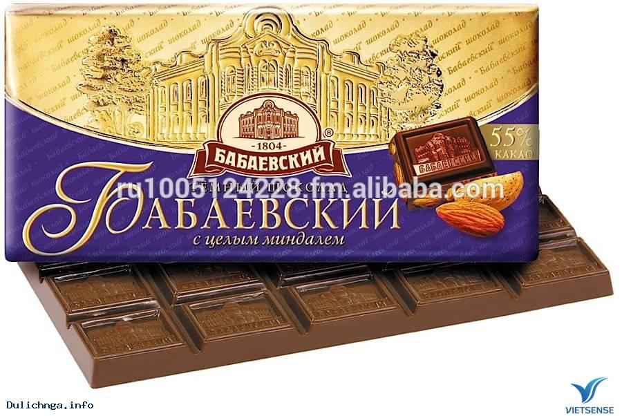 Liệt kê những món đồ nên mua khi đi tour du lịch Nga