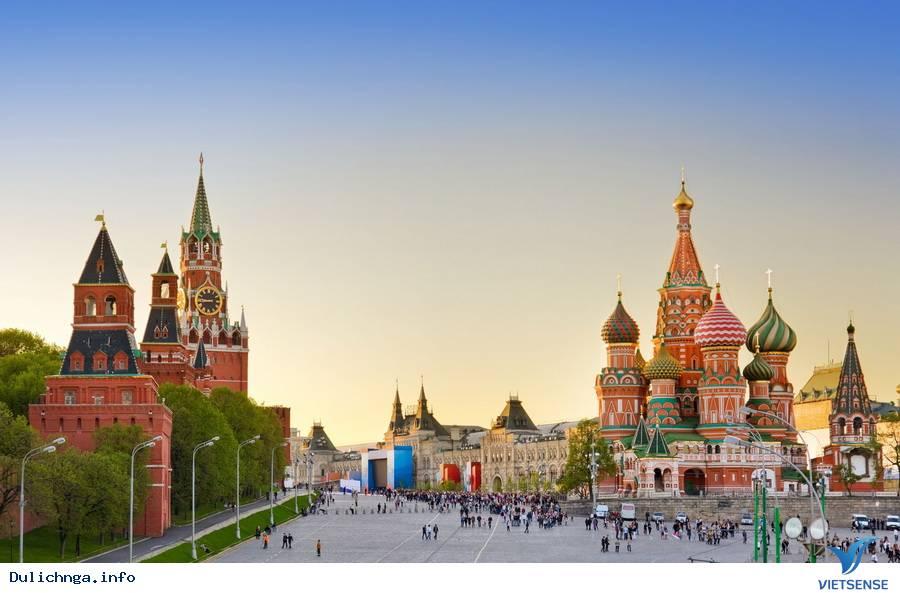 Nên Đi Du Lịch Nga Vào Thời Điểm Nào?