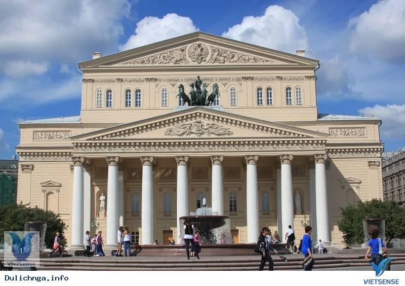 Nhà Hát Bolshoi Nga, Nha Hat Bolshoi Nga