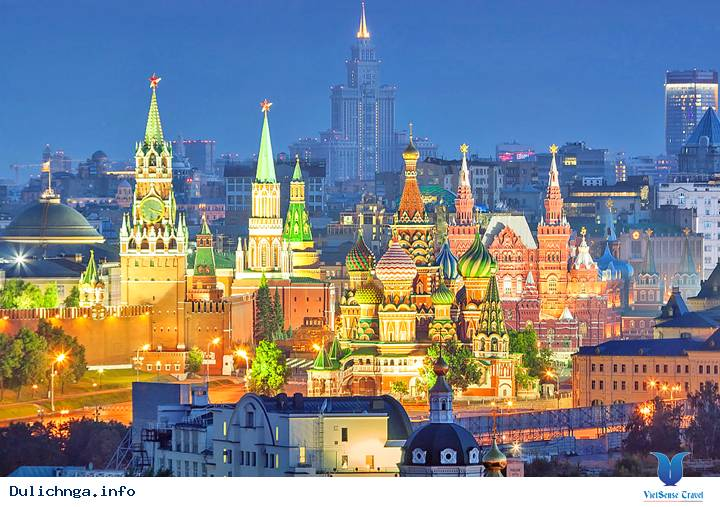 Những cái nhất chỉ có ở Nga