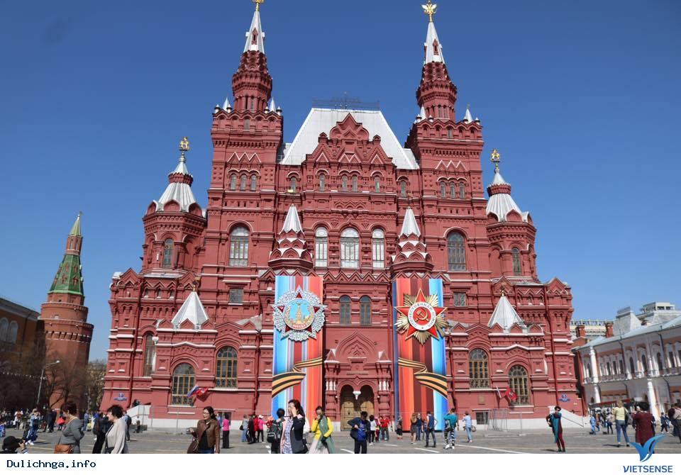 Nước Nga – Ngày đầu đi đâu ở Mát-xcơ-va