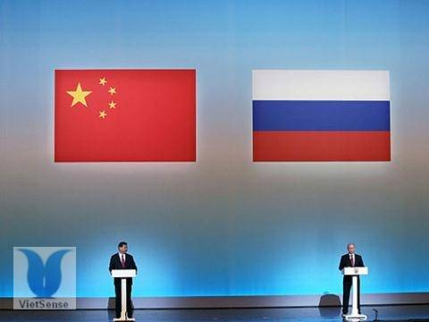 Quan hệ Nga - Trung căng thẳng