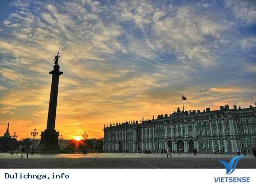 Quảng Trường Cung Điện Saint Petersburg,quang truong cung dien saint petersburg