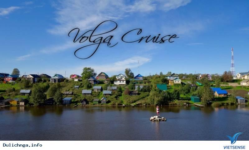 Review Hành Trình Khám Phá Nước Nga Tour Volga Cruise (P3)