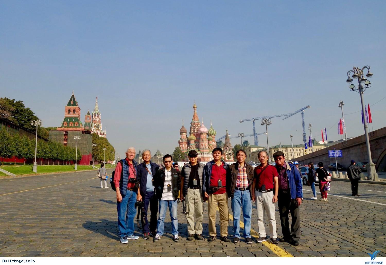 Review Hành Trình Khám Phá Nước Nga Tour Volga Cruise (phần 1)