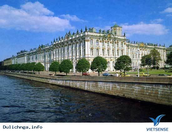 Saint Petersburg - thu do phuong Bac trong long nguoi Nga,saint petersburg  thu do phuong bac trong long nguoi nga