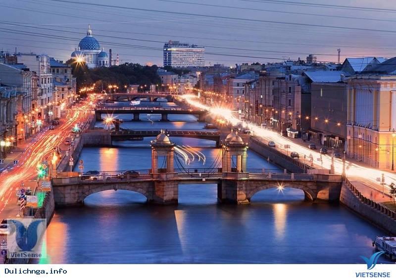 Sông Neva - Nga,song neva  nga