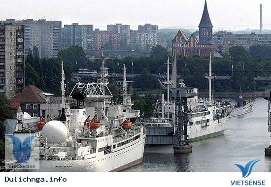 Thành phố Kaliningrad,thanh pho kaliningrad, du lich