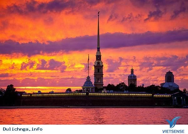 Thành phố Saint-Petersburg,thanh pho saintpetersburg