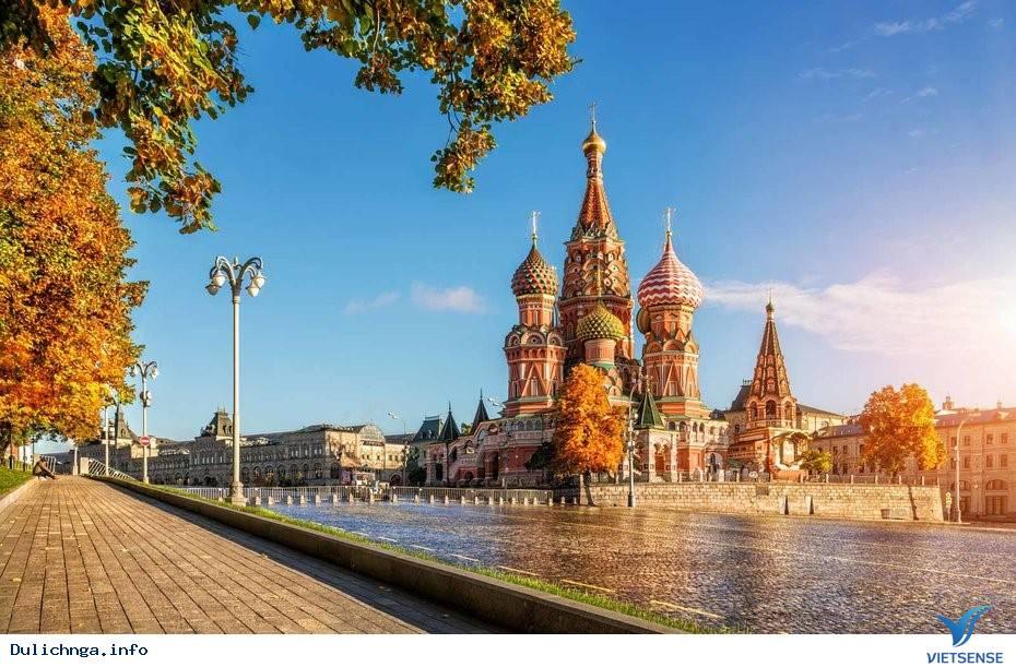 Tổng quan giới thiệu về nước Nga