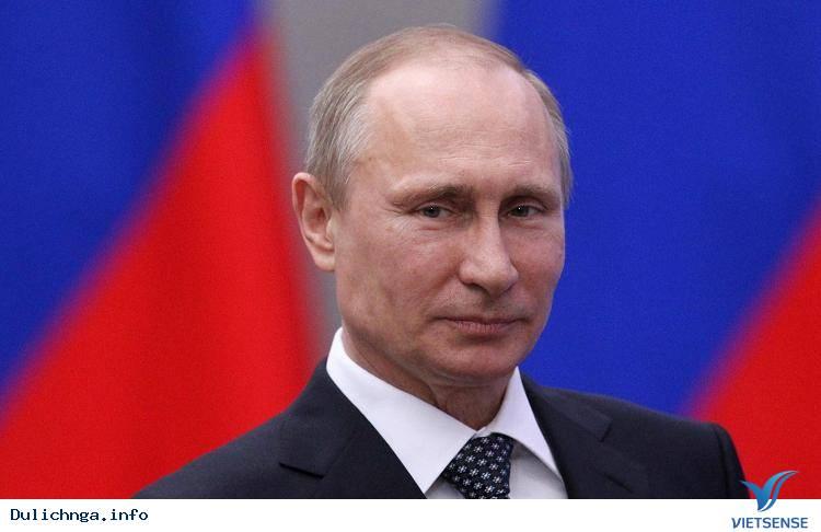 Tổng thống Nga Vladimir Vladimirovich Putin