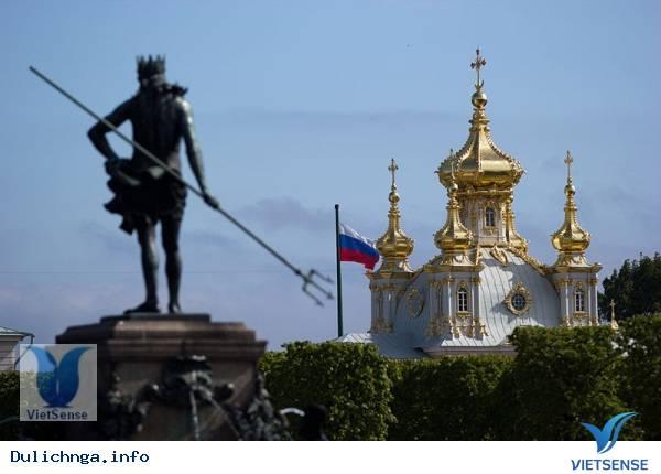 Tour Du Lịch Nga : TP.Hồ Chí Minh - Vladimir - Suzdal - Saint Peterburg