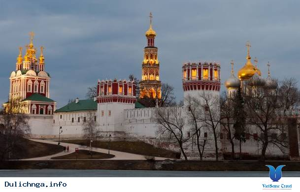 Tu viện Novodevichy Moscow - New Maidens Convent - Ảnh 6